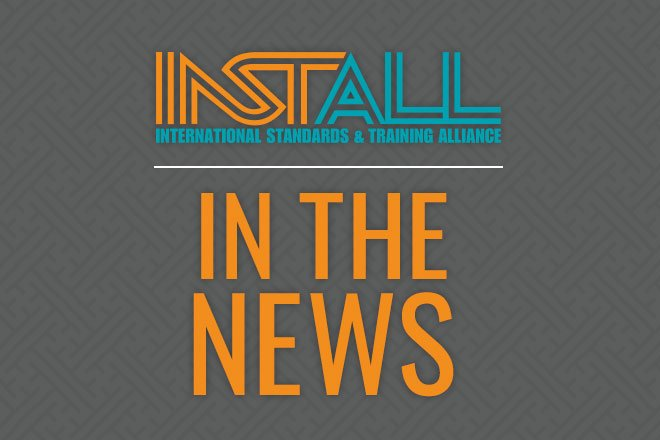 INSTALL Alliance Partner News