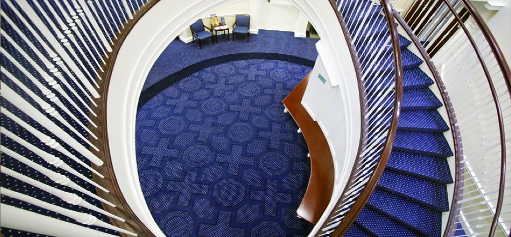 Finished Carpet Installation by INSTALL Flooring Professionals