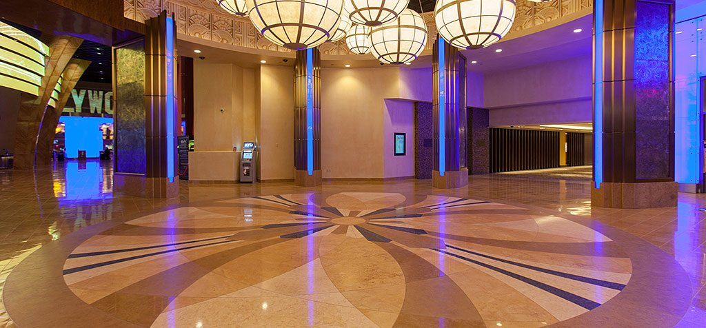 INSTALL Hospitality Flooring Installation in Casino