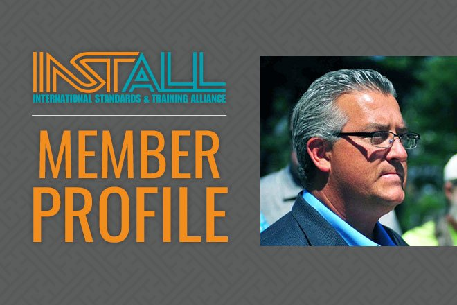 INSTALL Member Profile: Tom Lutz