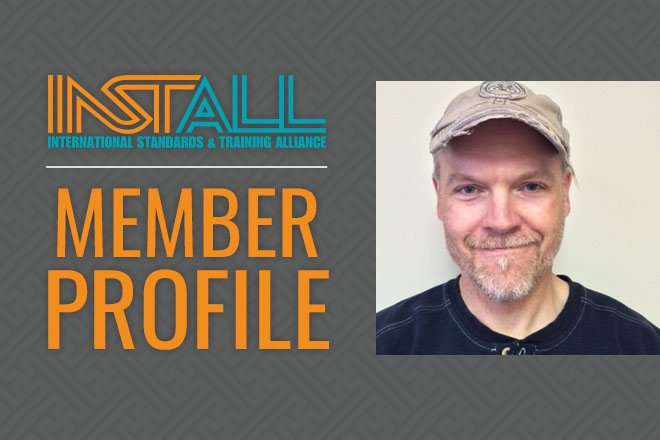 INSTALL Member Profile: Brian Redshaw