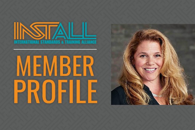 INSTALL Member Profile: Heather Rice