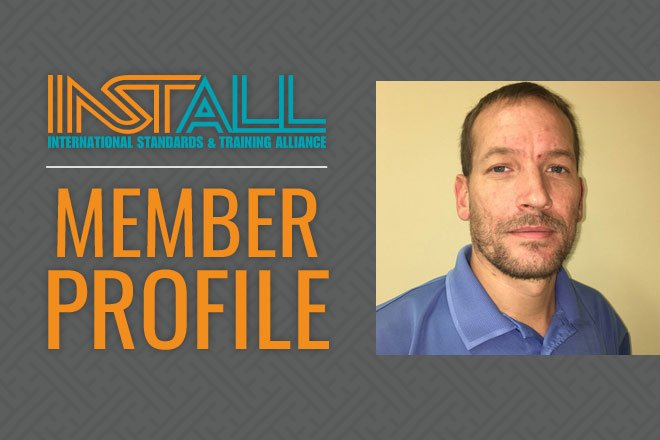INSTALL Member Profile: Adam Williams