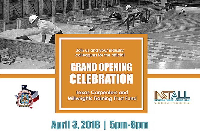 INSTALL announces the grand opening of new Texas Training Center