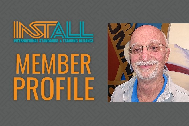 INSTALL Member Profile Mike Maguire