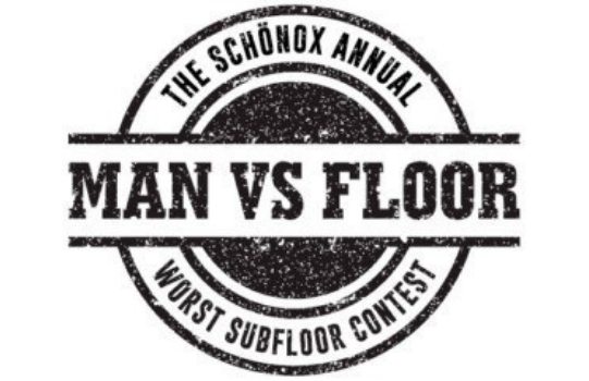 INSTALL Alliance Partner HPS Schönox announces Worst Subfloor Contest winners