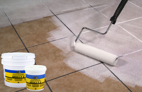 INSTALL Alliance Partner ARDEX Americas launches new P 4 Multipurpose Primer