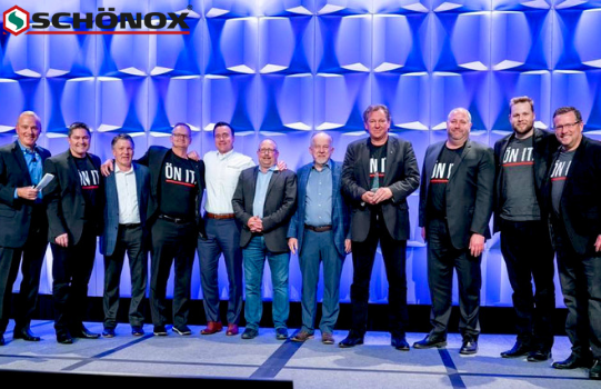 INSTALL Alliance Partner HPS Schonox named 2018 Supplier of the Year by Fuse Alliance