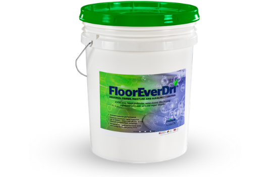 INSTALL Alliance Partner News UniSeal Solutions, Inc.'s FloorEverDri Moisture Mitigation Solution