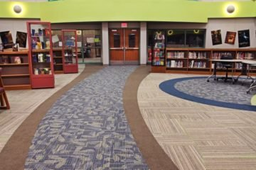 Flooring installation by INSTALL contractor Conventional Carpet