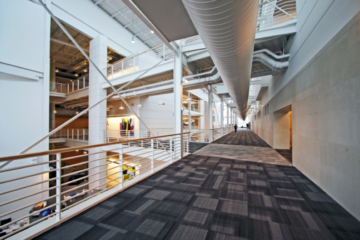 INSTALL Warranty Contractor guarantees Security Benefit Group flooring installation