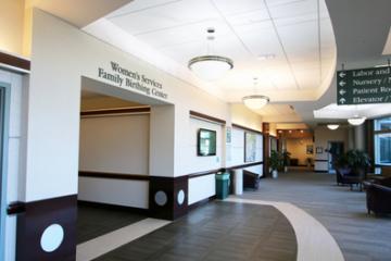 INSTALL Warranty Contractor Image Flooring guarantees flooring installation at Menorah Medical Center