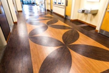 Master Craft Flooring guarantees VA Michigan Rehabilitation Clinic flooring installation
