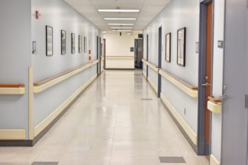 NuVeterans Construction meets INSTALL VA Master Specification at Edward Hines, Jr. VA Hospital's flooring installation