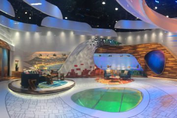 ReSource New Jersey guarantees NBC Sports Summer Olympic Studio flooring installation with the INSTALL Warranty on Labor