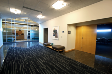 Security Benefit Group flooring installation guaranteed by Image Flooring
