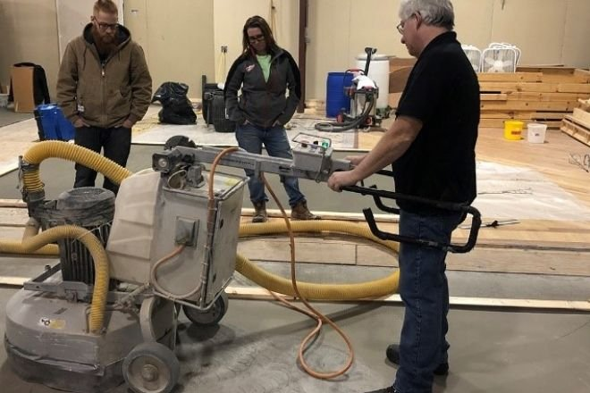 ARDEX Americas Supports INSTALL with Polished Concrete Toppings Training