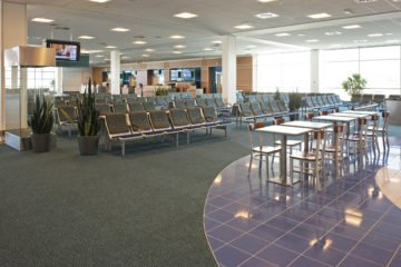 INSTALL Warranty Contractor Maxwell Floors guarantees Vancouver International Airport flooring installation with INSTALL Warranty on Labor