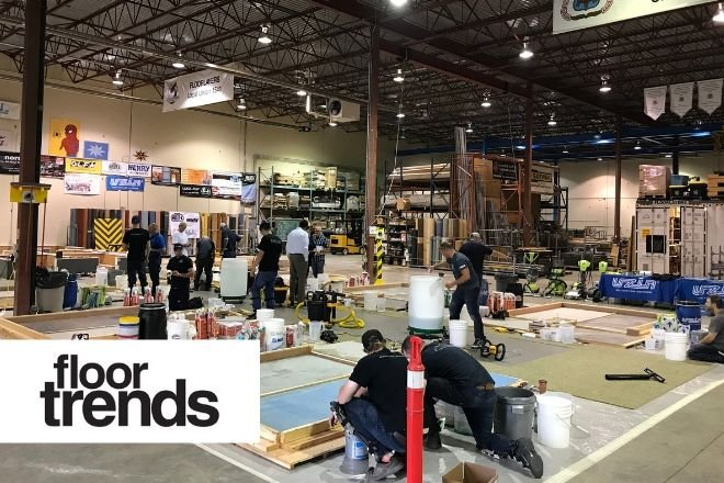 The latest edition of Floor Trends Magazine featured INSTALL executive director John T. McGrath, Jr.'s latest piece of editorial on the increasing availability of training and certification opportunities for floorcovering installers.