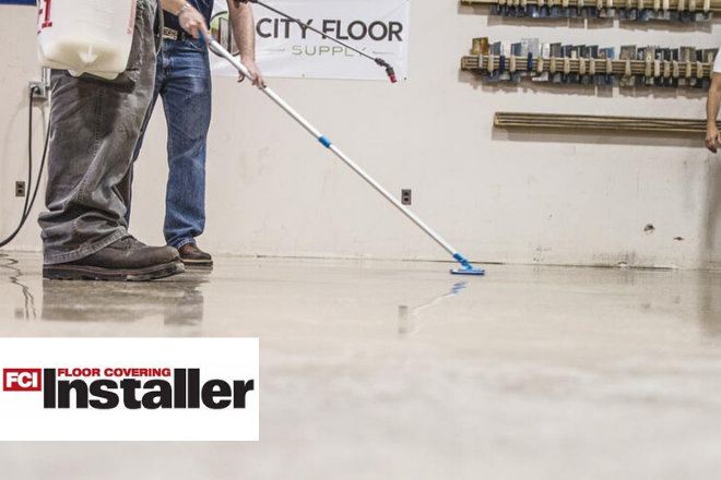The latest edition of Floor Covering Installer featured INSTALL executive director John T. McGrath, Jr.'s latest piece of editorial, covering new developments on polished concrete flooring.