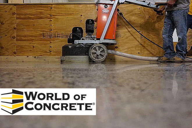 INSTALL to Present at World of Concrete 2020 and DOMOTEX USA 2020