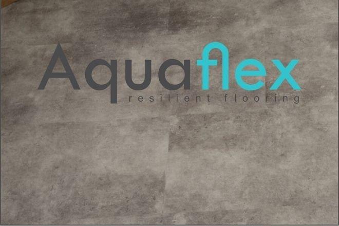Aquaflex Begins Offering First Resilient Flooring Line