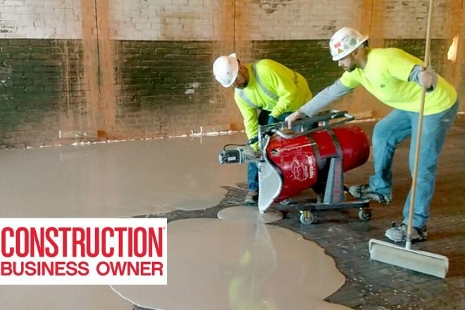 The latest edition of Construction Business Owner featured INSTALL executive director John T. McGrath, Jr.'s article on the top three reasons why only trained and certified floorcovering installers should be hired for your next project.