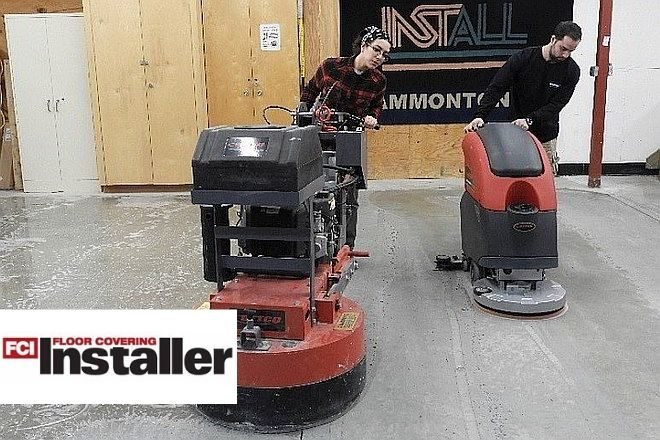 The latest edition of Floor Covering Installer featured INSTALL executive director John T. McGrath, Jr.'s article on the role women flooring installers play to help solve the skilled labor crisis.