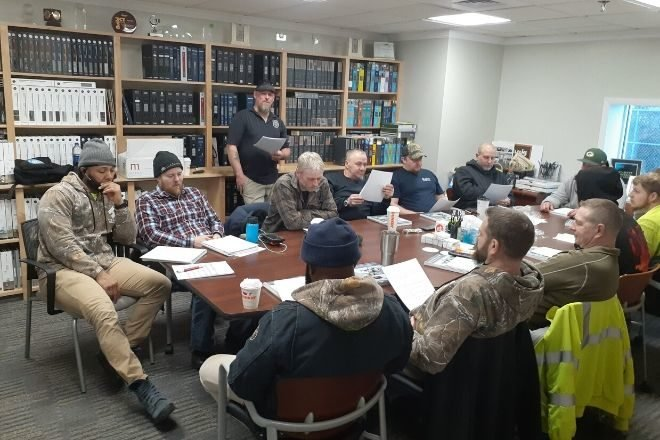 M. Frank Higgins & Co., Inc Hosts ICRA Training Program