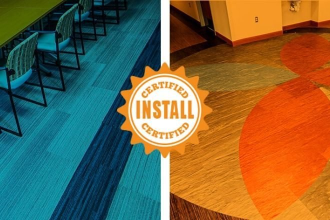 INSTALL Launches Five Best Practices for Specifying Flooring in a COVID-19 World