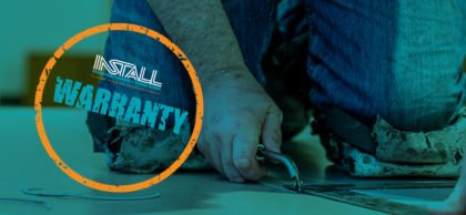 Benefits of the INSTALL Warranty Program for Contractors