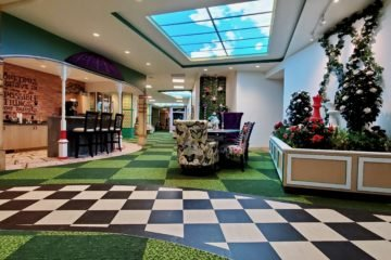 INSTALL Corporate Floorcovering Installation Experience